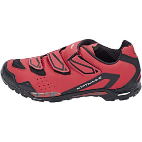Northwave Outcross Shoes Men dark red